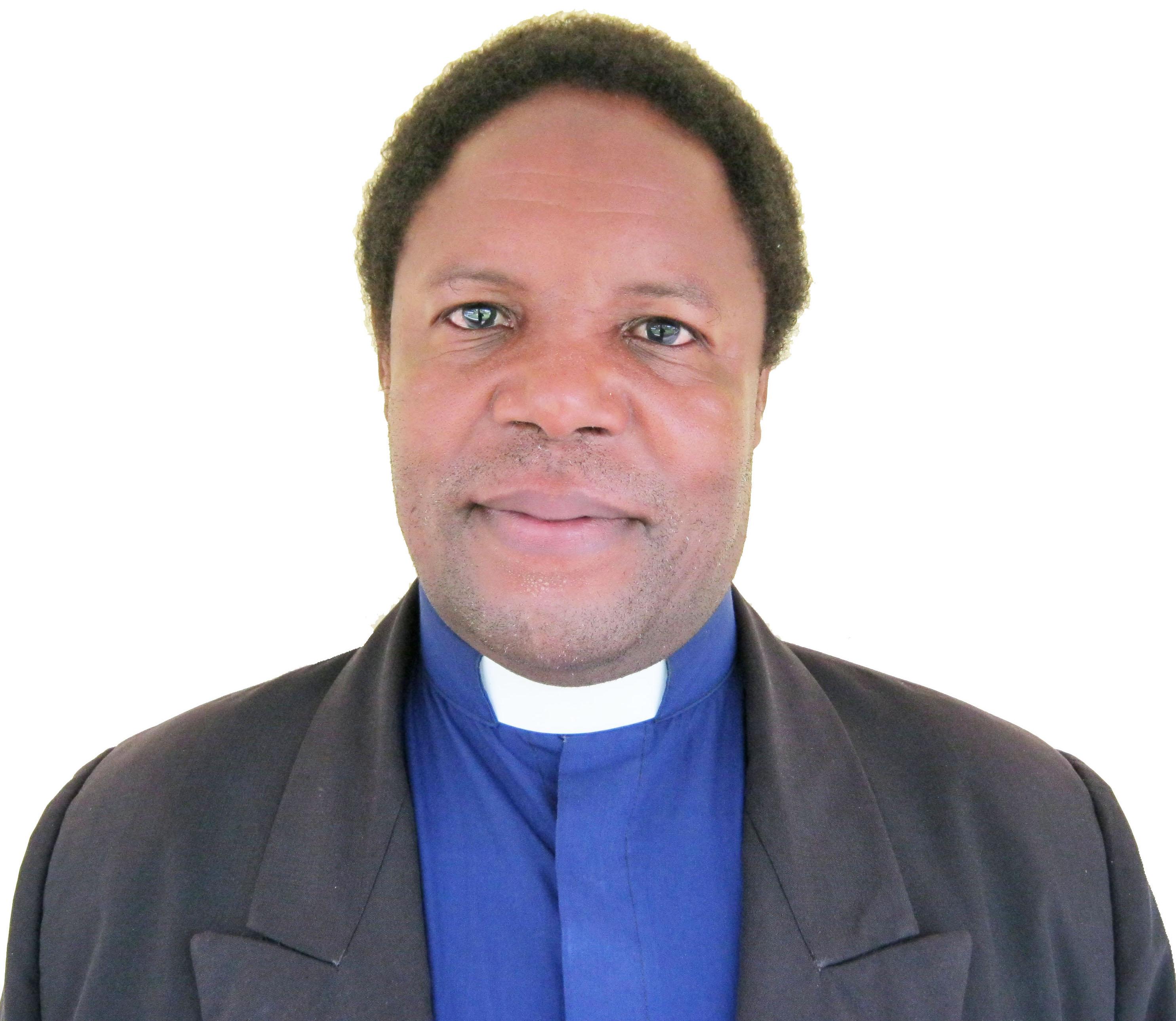Rev. Alex Kasisi