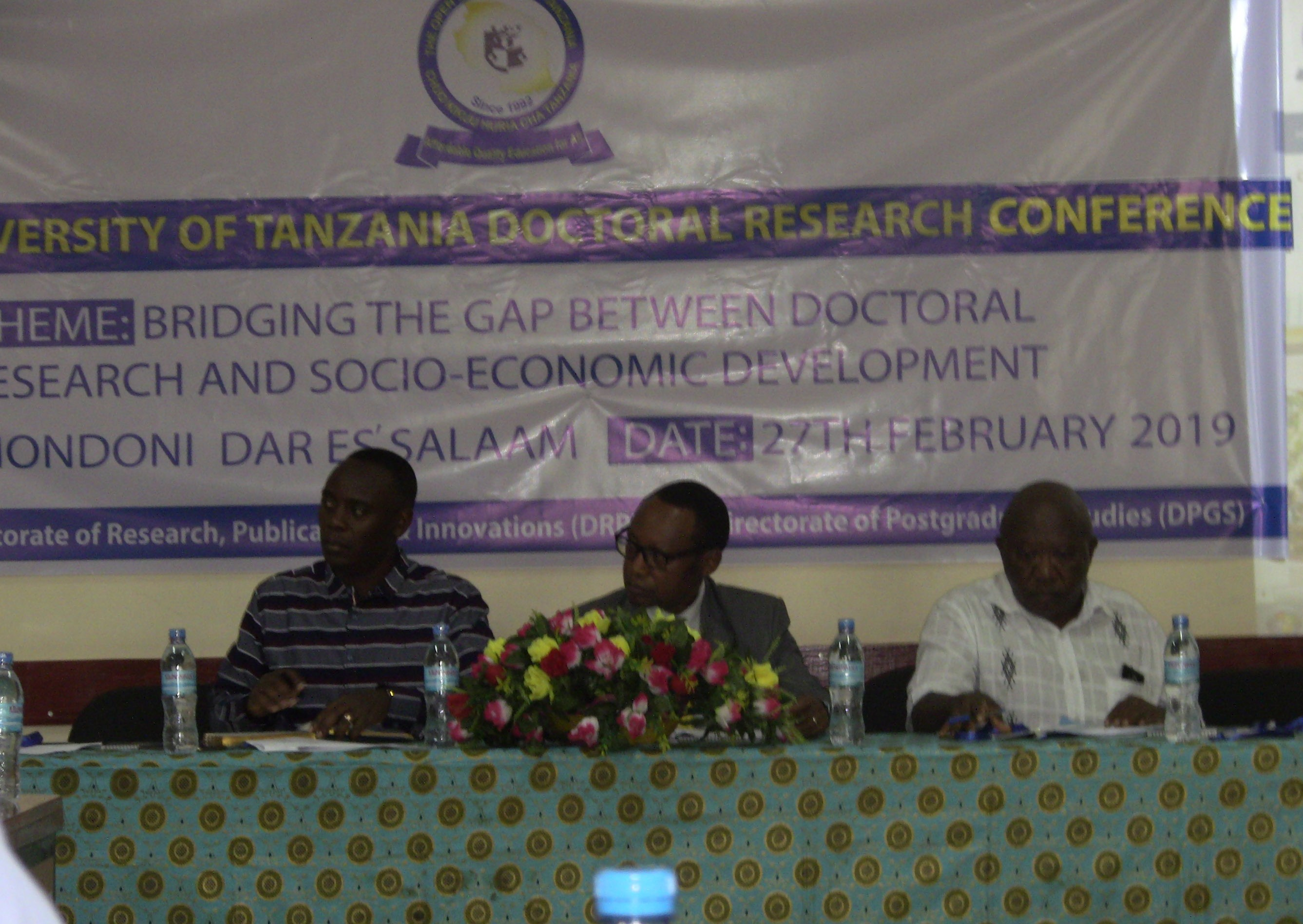 OUT Hosts PhD Candidates' International Conference