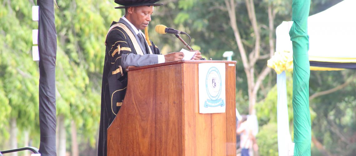 the-vice-chancellor-of-the-open-university-of-tanzania-out-prof-elifasbisanda-addressing-at-the-37th-graduation-ceremonyof-the-open-university-of-tanzania-held-on-28th-september-2019-at-bungo-kiba